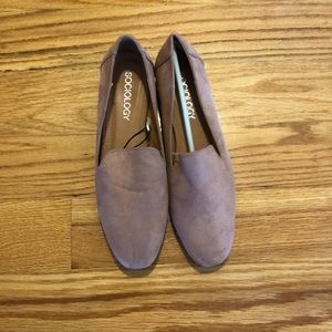 Brand new sociology loafers